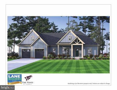 Milton Single Family Home For Sale: 24433 Harvest Circle