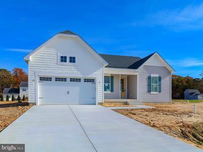 Milton Single Family Home For Sale: 26052 Marys Lane