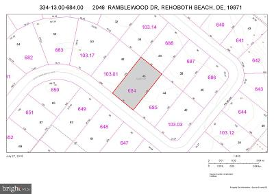 Residential Lots & Land For Sale: 2046 Ramblewood Drive S