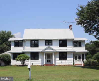 Harrington Single Family Home Under Contract: 10326 Shawnee Road