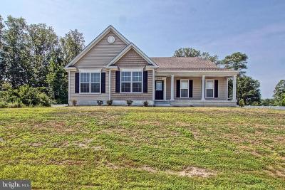 Milton Single Family Home For Sale: 26549 Springhaven Road