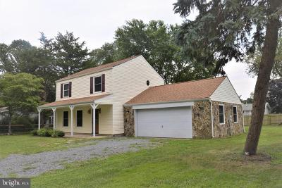 Lewes Single Family Home For Sale: 33220 Wandering Lane
