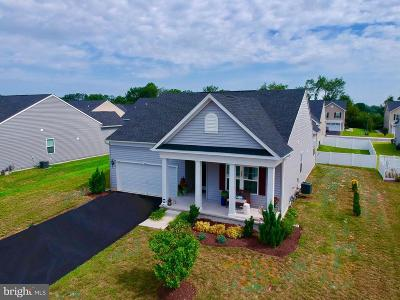Milford Single Family Home For Sale: 5607 Camberly Drive