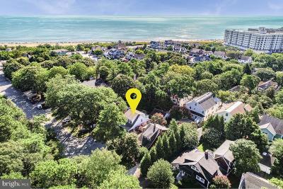 Rehoboth Beach DE Single Family Home For Sale: $1,795,000
