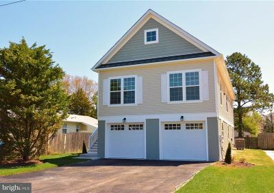 Rehoboth Beach DE Single Family Home For Sale: $489,000
