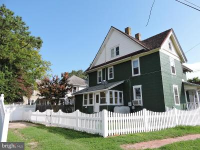 Seaford Single Family Home For Sale: 422 N Pine Street