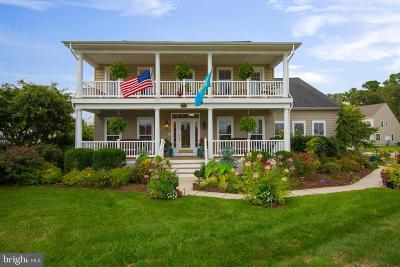 Rehoboth Beach Single Family Home For Sale: 37507 Worcester Drive
