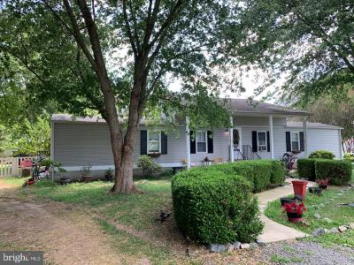 Rehoboth Beach DE Single Family Home For Sale: $244,500