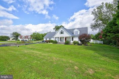 Harbeson Single Family Home For Sale: 5 Falcon Crest Drive