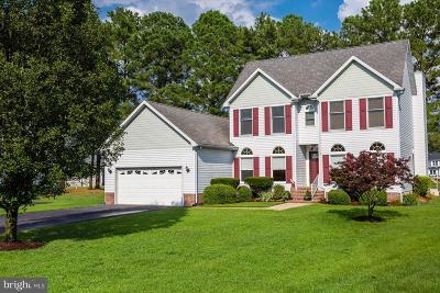 Selbyville Single Family Home For Sale: 37245 E. Stoney Run
