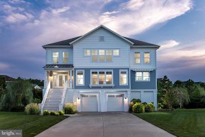 Bethany Beach Single Family Home For Sale: 36951 S Silver Sands Drive