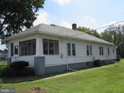 Laurel DE Single Family Home For Sale: $119,900