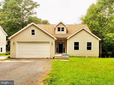 Rehoboth Beach DE Single Family Home For Sale: $549,000