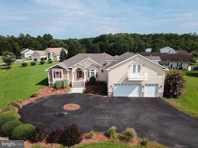 Selbyville Single Family Home For Sale: 36977 Sandpiper Lane
