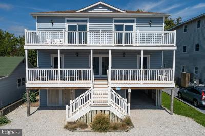 Dewey Beach Single Family Home For Sale: 111 Bellevue St #A