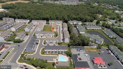 Rehoboth Beach Townhouse For Sale: 37090 Turnstone Circle