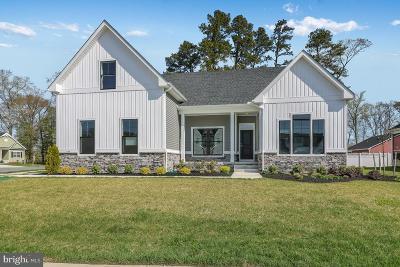 Harbeson DE Single Family Home For Sale: $344,990