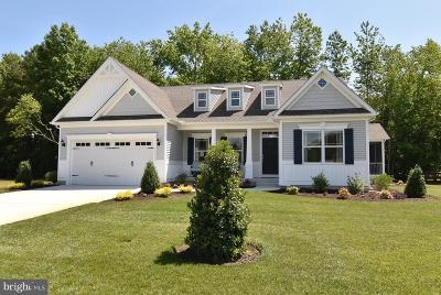 Frankford DE Single Family Home For Sale: $574,990