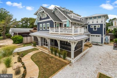 Dewey Beach Single Family Home For Sale: 111 Chicago Street 109 Chicago Street