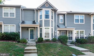 Annapolis Townhouse For Sale: 977 Breakwater Drive