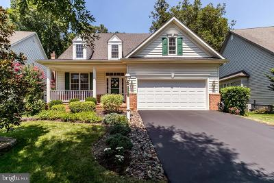 Crofton Single Family Home Active Under Contract: 6821 Crofton Colony Court