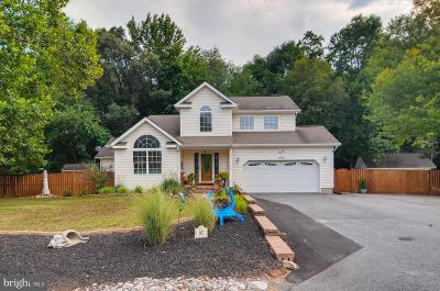 Pasadena Single Family Home For Sale: 683 Powhatan Beach Road