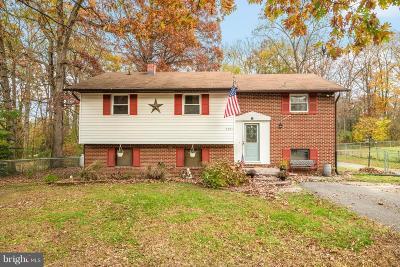 Single Family Home For Sale: 7921 Belhaven Avenue
