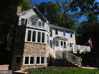 Severna Park Single Family Home For Sale: 3 West Lane