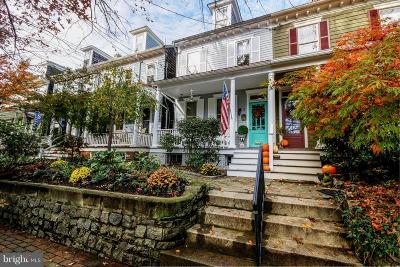 Annapolis Single Family Home For Sale: 3 Dean Street