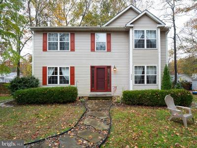 Deale Single Family Home For Sale: 5950 1st Street