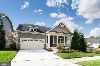Glen Burnie Single Family Home For Sale: 8107 Meadowgate Circle