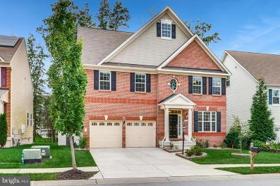 Glen Burnie Single Family Home For Sale: 7814 Stonebriar Drive