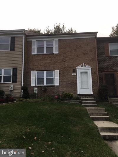 Anne Arundel County Rental For Rent: 2039 Forest Hill Lane