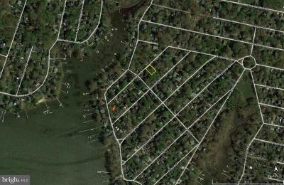 Anne Arundel County Residential Lots & Land Under Contract: 4917 Aspen Street