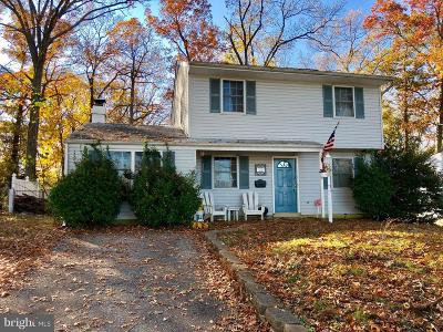 Annapolis Single Family Home For Sale: 1227 Madison Street
