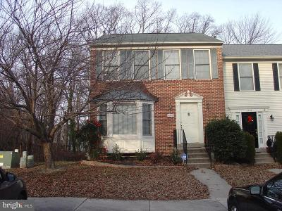 Odenton Single Family Home For Sale: 2276 Canteen Circle