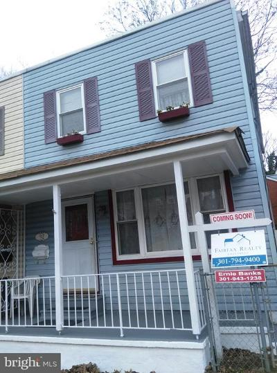 Annapolis MD Townhouse For Sale: $249,995