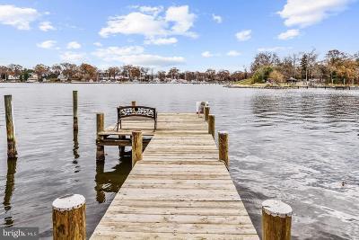 Severna Park Single Family Home For Sale: 717 Dividing Road