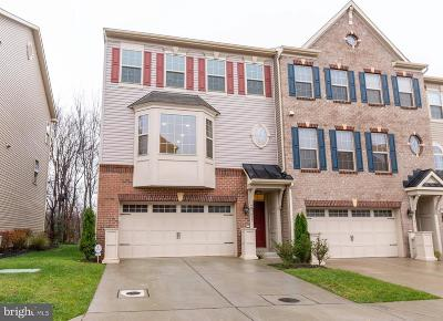 Jessup Townhouse For Sale: 7837 Rappaport Drive