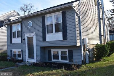 Glen Burnie Single Family Home For Sale: 1007 2nd Street