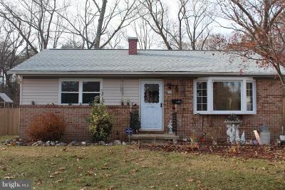 Pasadena Single Family Home For Sale: 86 Will O Brook Drive