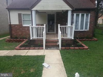 Single Family Home For Sale: 413 Bon Air Avenue