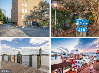 Annapolis Condo For Sale: 316 Burnside Street #404
