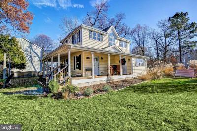 Shady Side Single Family Home For Sale: 1501 Booker Road