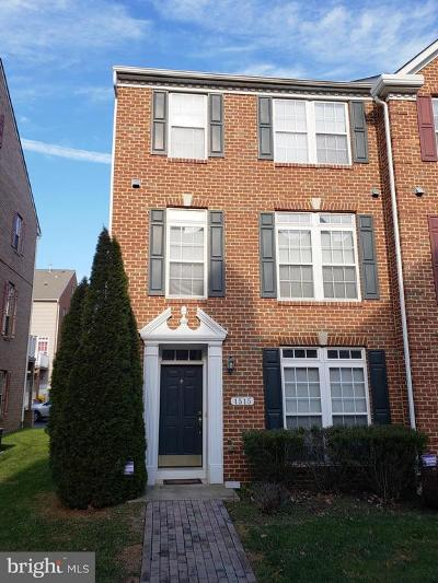 Hanover MD Townhouse For Sale: $370,000