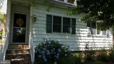 Annapolis Single Family Home For Sale: 1651 Pleasant Plains Road