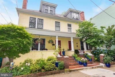 Annapolis Single Family Home For Sale: 145 Prince George Street