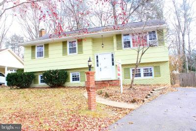 Severna Park Single Family Home Active Under Contract: 155 Barbara Road