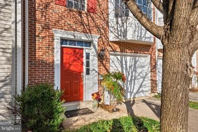 Crofton Townhouse For Sale: 2332 Turnbridge Court