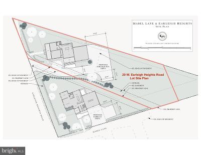 Severna Park Residential Lots & Land For Sale: 29 W Earleigh Heights Road